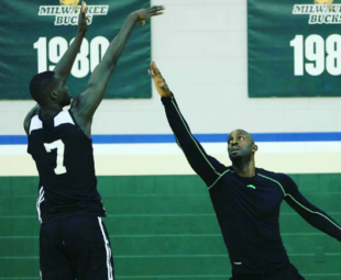 """Garnett: """"Thon Maker będzie kiedyś MVP tej ligi"""""""