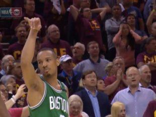 Wake-Up: Niespodzianka w Cleveland. Celtics pokonali Cavs, Bradley trafił game-winnera