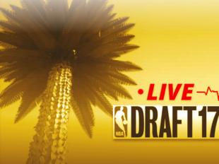 Między Rondem a Palmą (518): Robi Draft 2017 Live
