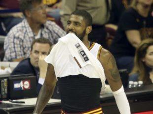 Dniówka: Coraz gorsze wakacje w Cleveland, Kyrie Irving chce wymiany