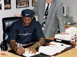 Rekord najwyższej pensji w historii NBA przestaje należeć do Michaela Jordana