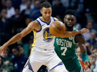 Flesz: Jaylen Brown i Celtics złamali Warriors, weszli im do głów