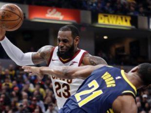 Wake-Up: Blake Griffin za Townsa? Cavaliers stracili 22 punkty przewagi w Indianie
