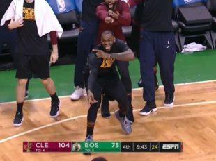 Wake-Up: Nowi Cavaliers zepsuli w Bostonie noc Paula Pierce'a