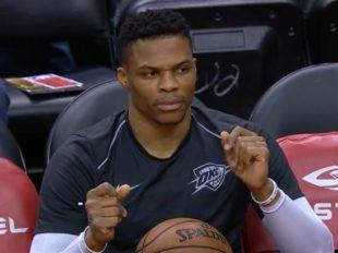 Wake-Up: Thunder zatrzymali serię Raptors. Blazers wygrali po raz 13 z rzędu